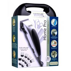 Wahl WC79305-016 Silver 22 Piece Home Pro Hair Clipper Set