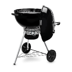 Weber 14201004 Black 57cm E-5730 Original Kettle Charcoal Braai