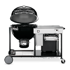 Weber 18501004 Black Summit Charcoal Braai