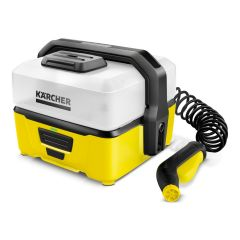 Karcher OC 3 Mobile Battery Powered High Pressure Washer