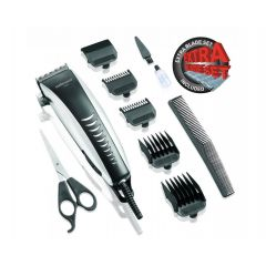 "Mellerware 20800A 12 Piece Silver ""Swift"" Hair Clipper Set"