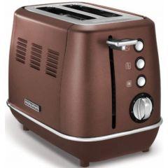 """Morphy Richards 224401 2 Slice Stainless Steel Bronze """"Evoke"""" Toaster"""