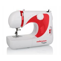 "Mellerware 23000 White 13 Stitch ""Vogue"" Sewing Machine"