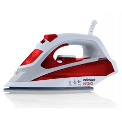"Mellerware 23201 2000W Red Dry / Steam / Spray ""Inferno"" Iron"
