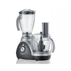 "Mellerware 26210 500W Black 3 in 1 ""Maestro"" Food Processor"