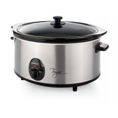 "Mellerware 27565A 3.5L Stainless Steel ""Tempo"" Slow Cooker"