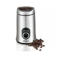 "Mellerware 29105A 150W Stainless Steel ""Aromatic"" Coffee Grinder"