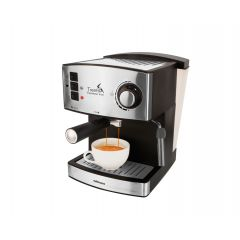 "Mellerware 29200A 850W Stainless Steel ""Trento"" Espresso Coffee Maker"