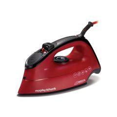 "Morphy Richards 300259 2400W Red Steam / Dry / Spray ""Breeze"" Iron"