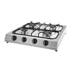 Cadac 400-ZA Mighty 4 Burner Stainless Steel Gas Stove