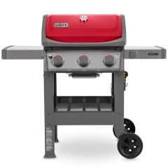 Weber 45030144 Red Spirit II E310 Red Gas Braai