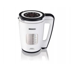 "Morphy Richards 501020 1.6L Stainless Steel White ""Total Control"" Digital Soup Maker"