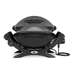 Weber 52020044 Dark Grey Q1400 Electric Braai