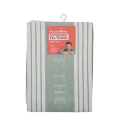 Jamie Oliver 556883 Flint Grey Tea Towel
