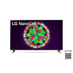 """LG 55NANO80VNA.AFB 55"""" NanoCell 4K Active HDR WebOS Smart AI ThinQ TV"""