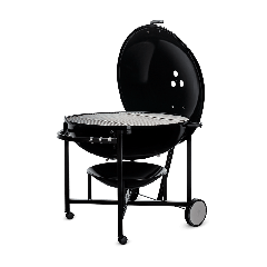 "Weber 60020 Black 37"" Ranch Kettle Charcoal Braai"