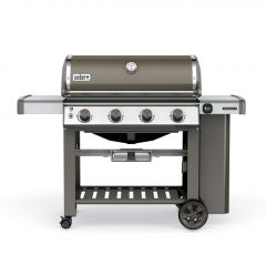 Weber 62051144 Brown Genesis II E410 Smoke Gas Braai
