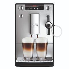 Melitta 6679170 Silver Caffeo Solo Perfect Milk Coffee Machine