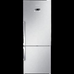 Grundig GKN 17930 454L Stainless Steel Combi Fridge/Freezer