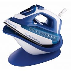 Russell Hobbs 74423 2200W Blue Corded/Cordless Steam Spray Iron