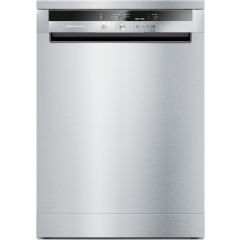 Grundig GNF 11511 X 12 Place Inox Dishwasher