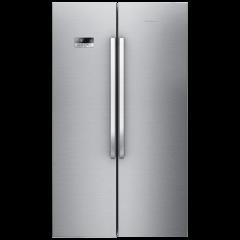 Grundig GSN11120X 618L Stainless Steel Side-By-Side Fridge/Freezer
