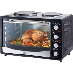Salton 851878 SFMK02 30L Mini Kitchen Oven
