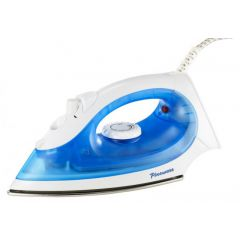 Pineware 853439 Blue 1400W Steam Spray Dry Iron