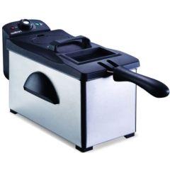 Salton 853614 SDF35 3.0L Stainless Steel Deep Fryer