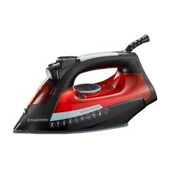Russell Hobbs 854097 2400W Red & Black Garment Complete Steam Iron