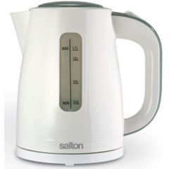 Salton 854188 SCK360 1.7L 360˚ White Cordless Kettle