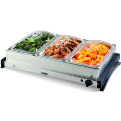 Salton 854328 7L Buffet Server & Hot Tray Combo