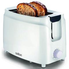 Salton 854629 ST201 Cool Touch 2 Slice White Toaster