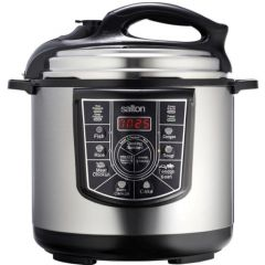 Salton 855021 SEPC01 6L Electric Pressure Cooker