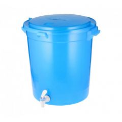 Pineware 856848 Blue 20L Heating Water Bucket