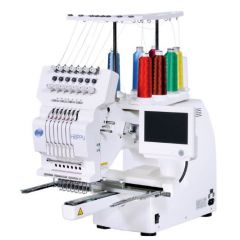 Empisal 857275 Happy 7N Semi Industrial Embroidery Machine