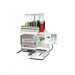 Empisal 857282 Happy 12N Semi Embroidery Machine