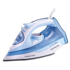 Russell Hobbs 857856 2400W Blue Easy Glide Steam Spray Iron