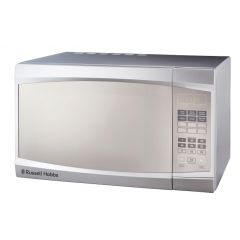 Russell Hobbs 858633 28L Mirror Finish Electronic Microwave