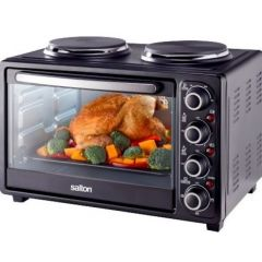 Salton 858675 SFMK42 42L Mini Kitchen Oven