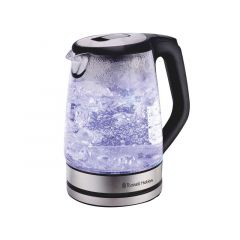 Russell Hobbs 859214 2L Glass Cordless Kettle