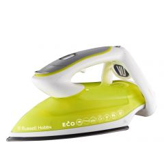 Russell Hobbs 859312 1000W Yellow UV Eco Steam Iron