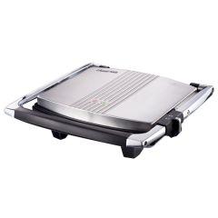 Russell Hobbs 859662 4 Slice Stainless Steel Gourmet Sandwich Press