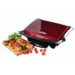 Russell Hobbs 859669 2000W Red Grill