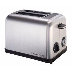 Russell Hobbs 859676 2 Slice Stainless Steel Toaster