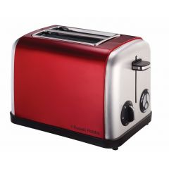 Russell Hobbs 859711 2 Slice Red Gen2 Legacy Toaster