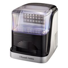 Russell Hobbs 860152 15KG Clear Square Ice Maker