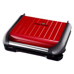 George Foreman 860537 1650W Family Steel Grill