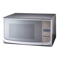 Russell Hobbs 860670 28L Silver Mirror Finish Electronic Microwave