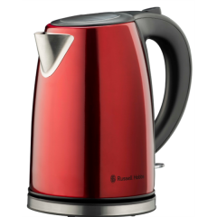 Russell Hobbs 862308 1.7L Metallic Red Cordless Kettle